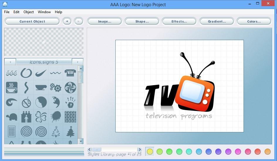 программа для создания логотипов скачать - фото 8