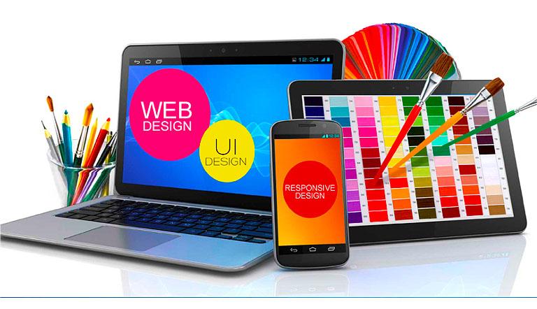 Веб дизайн переподготовка